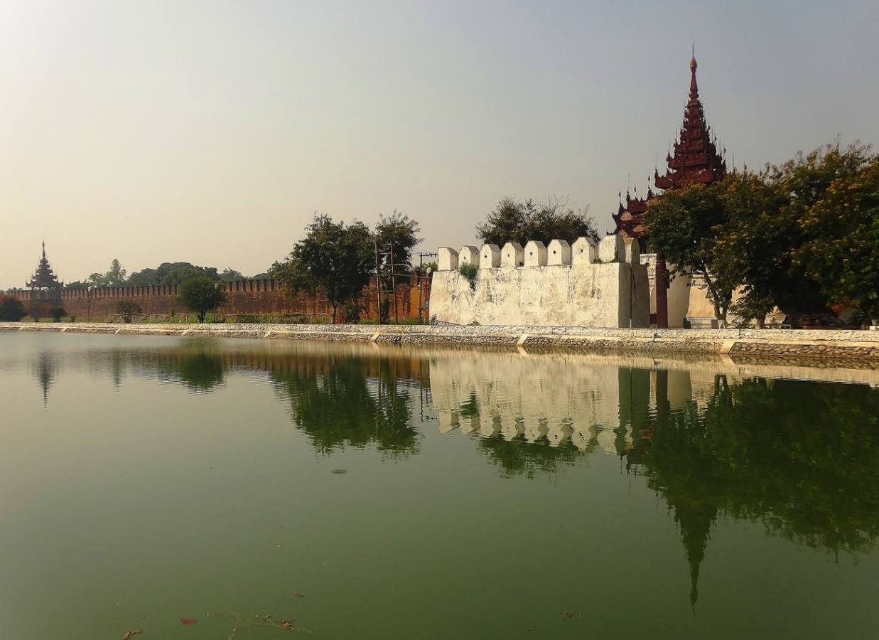 mandalay palace burma