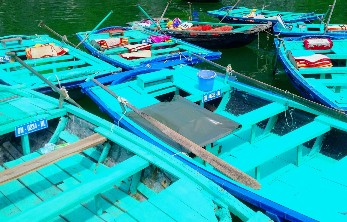 Vong Vieng boats