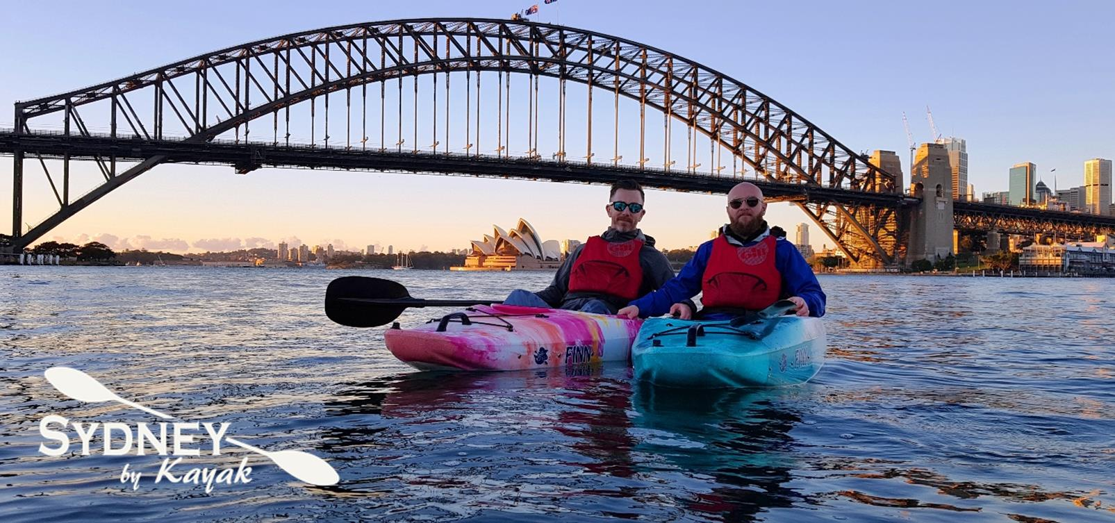 sydney kayaking